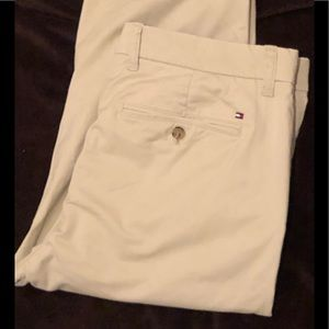 Tommy Hilfiger Men's Slimfit Chino Pants 36/29,EUC